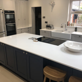 Kitchen in Customers New Extension – fitted August 2019